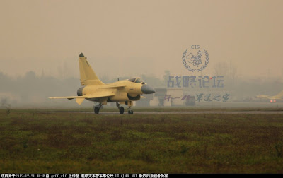 Chinese J-10B Block 1 Fighter Jet