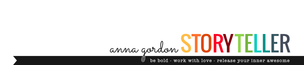 THE ANNA GORDON BLOG