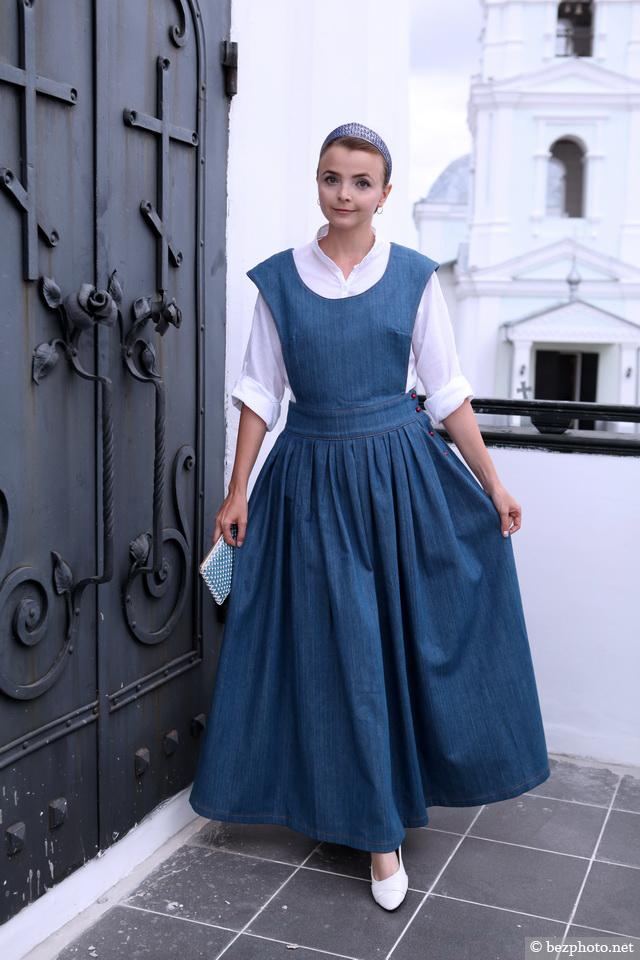 современная одежда в русском стиле фото