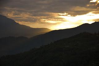 sunrise Tadong-Rinchenpong-Kaluk, West Sikkim tour