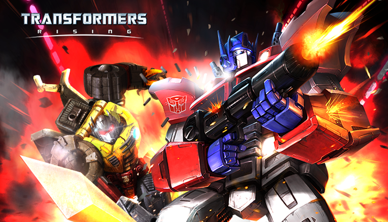 Transformers Rising Gameplay IOS / Android