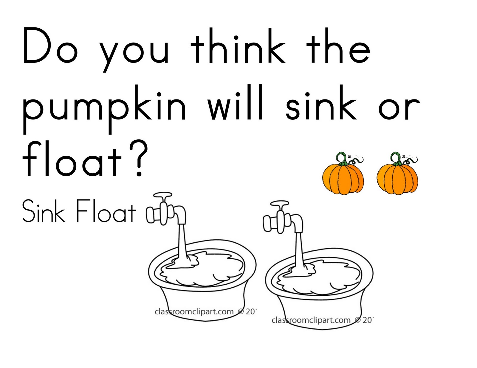 worksheet Sink And Float Worksheet sink or float worksheets for kindergarten super watch more like pumpkin worksheet kindergarten