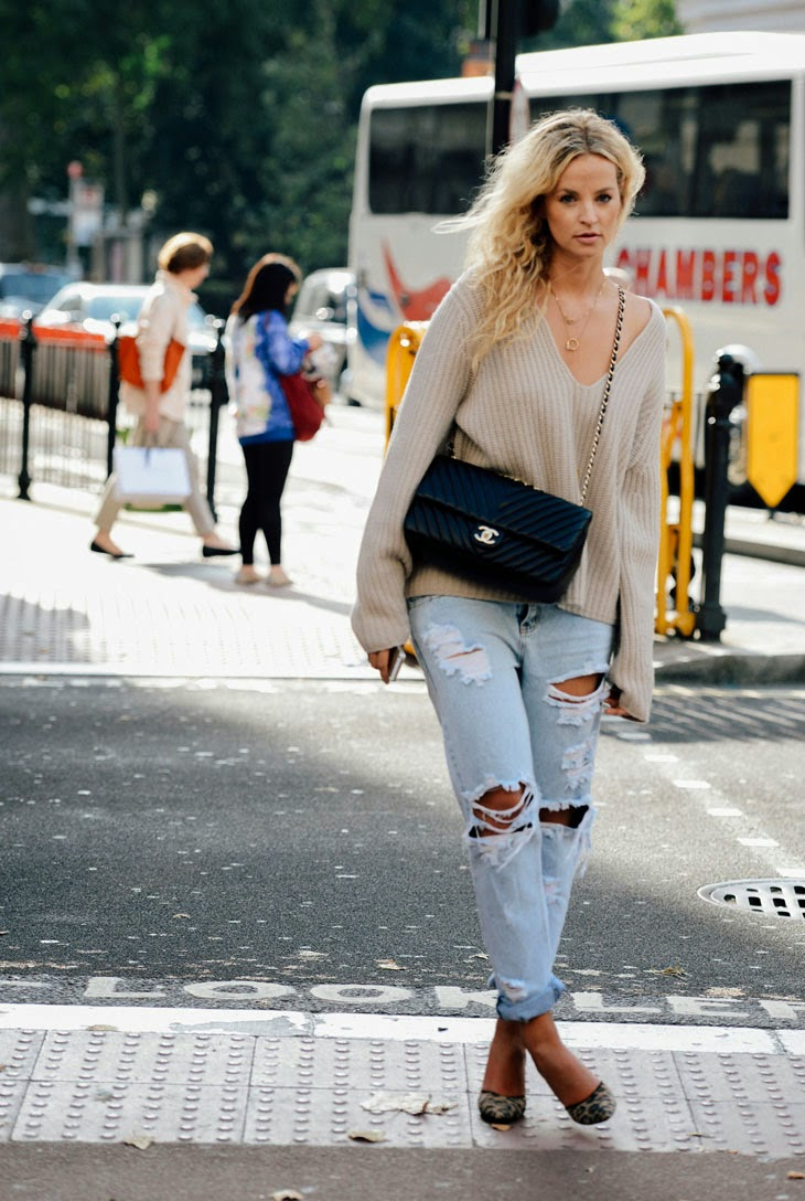 TREND ALERT: RIPPED JEANS