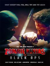 pelicula Zombie Ninja vs Black Ops (2015)