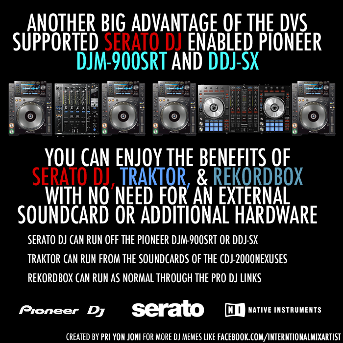 how to connect cdj 2000 to serato