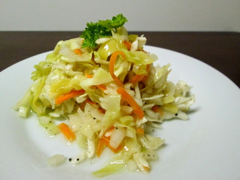 German Cabbage Salad