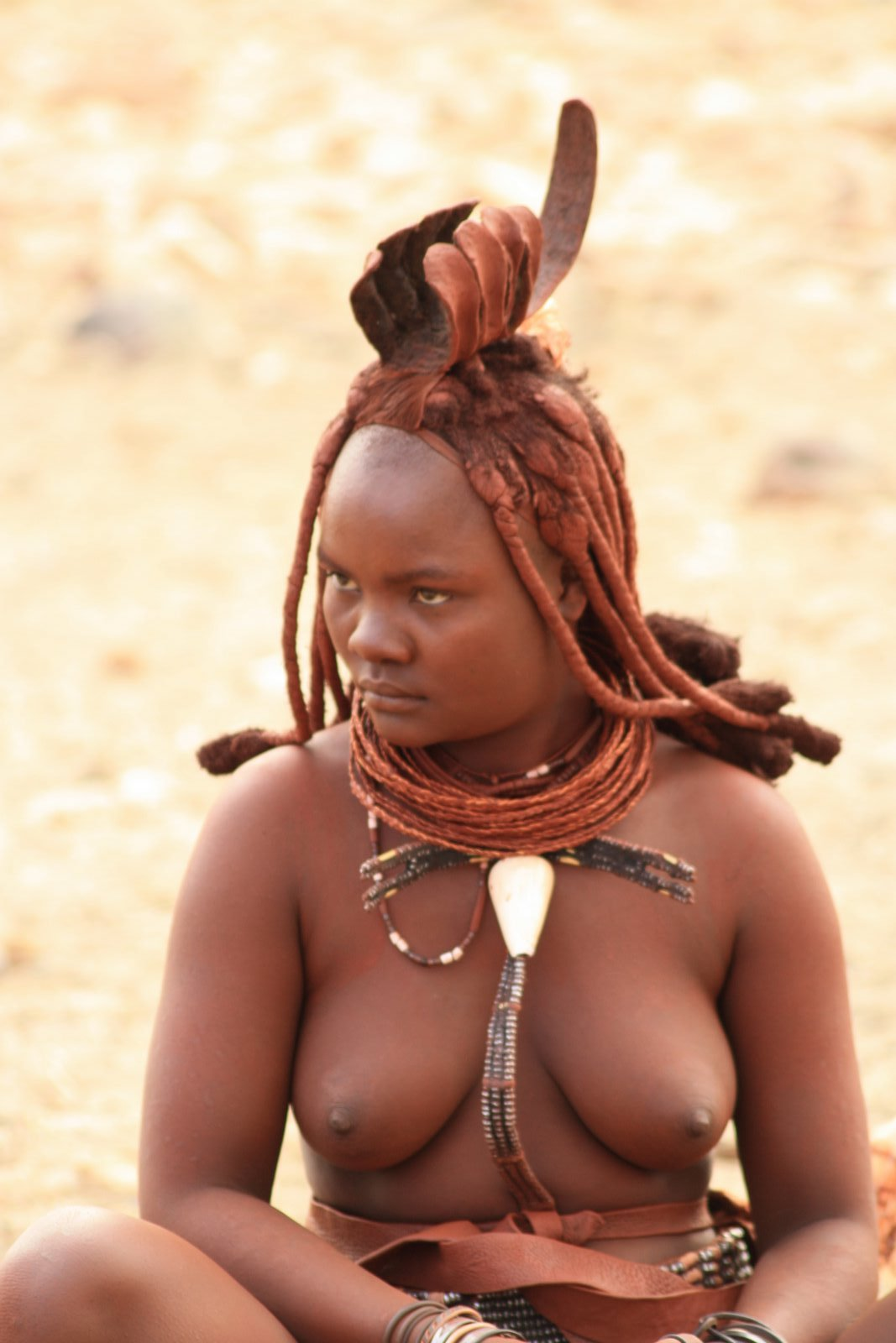 african tribe nude