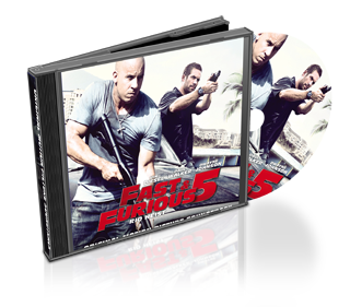 Download CD Fast and Furious 5 Rio Heist 2011