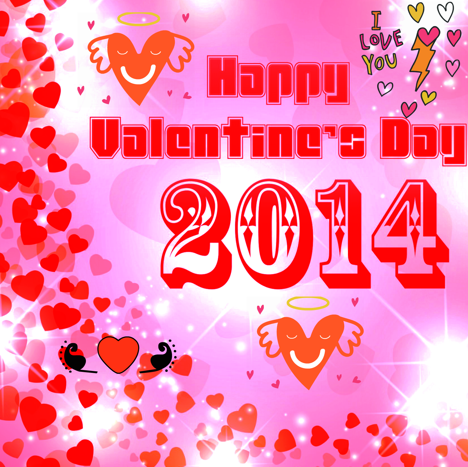 Happy Valentines Day 2014 Messages Sms Quotes Greetings For Her