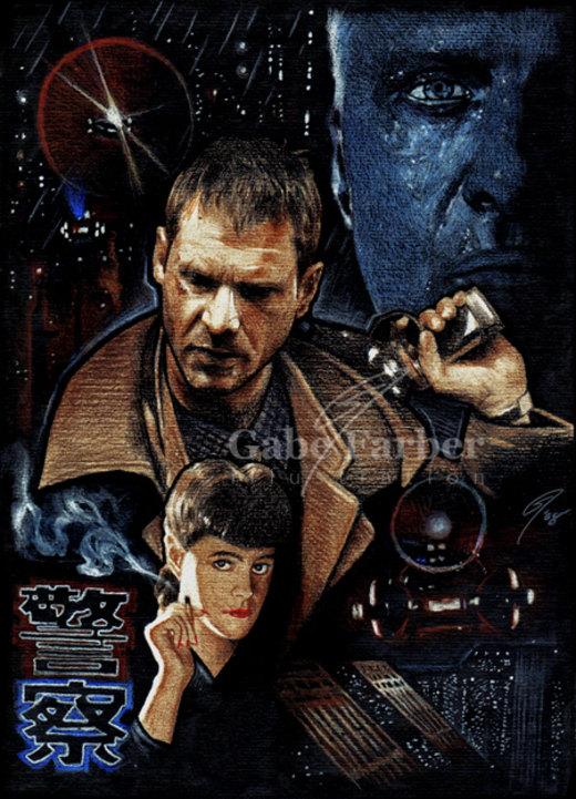 Blade Runner por GabeFarber