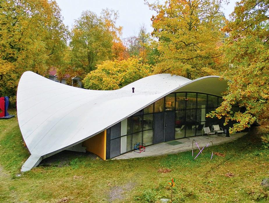 Yrjö Kukkapuro und sein faszinierendes Muschel Haus