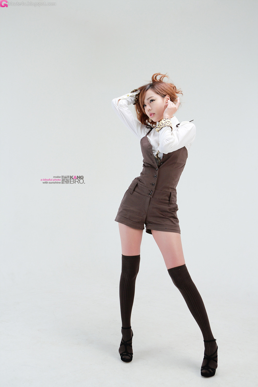 Gorgeous Seo Jin Ah -Very cute asian girl - buntink.blogspot.com