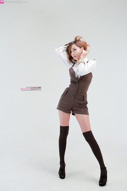 2 Gorgeous Seo Jin Ah -Very cute asian girl - girlcute4u.blogspot.com