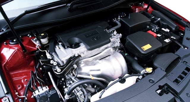 2016 Toyota Camry Atara SX Review Engine Perfomance
