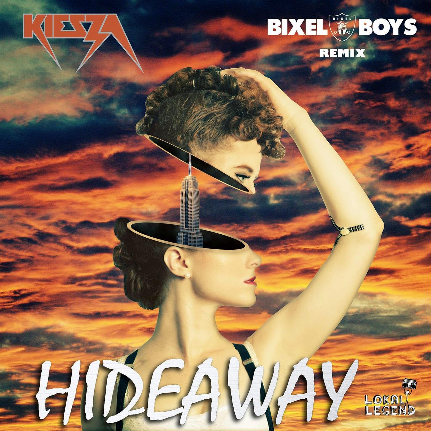 Kiesza - Hideaway (Bixel Boys Remix) - Single Cover