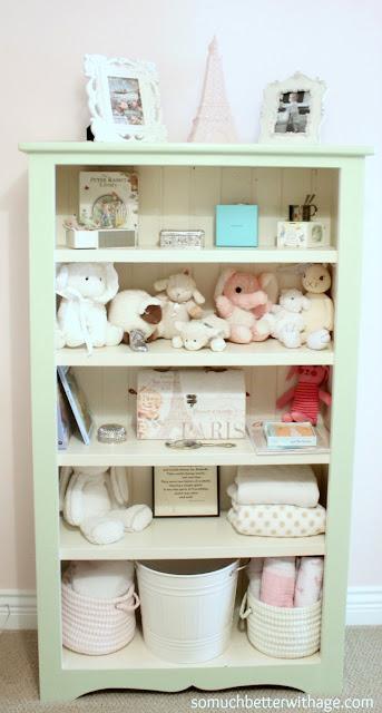 nursery bookshelf www.somuchbetterwithage.com