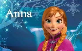 Frozen: Una aventura congelada - Vestir a Anna