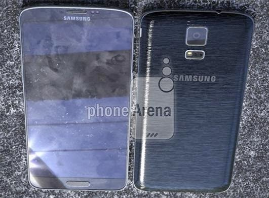 Bocoran model Samsung Galaxy F