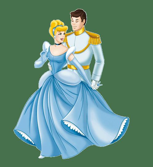 imagenes de cenicienta y el principe