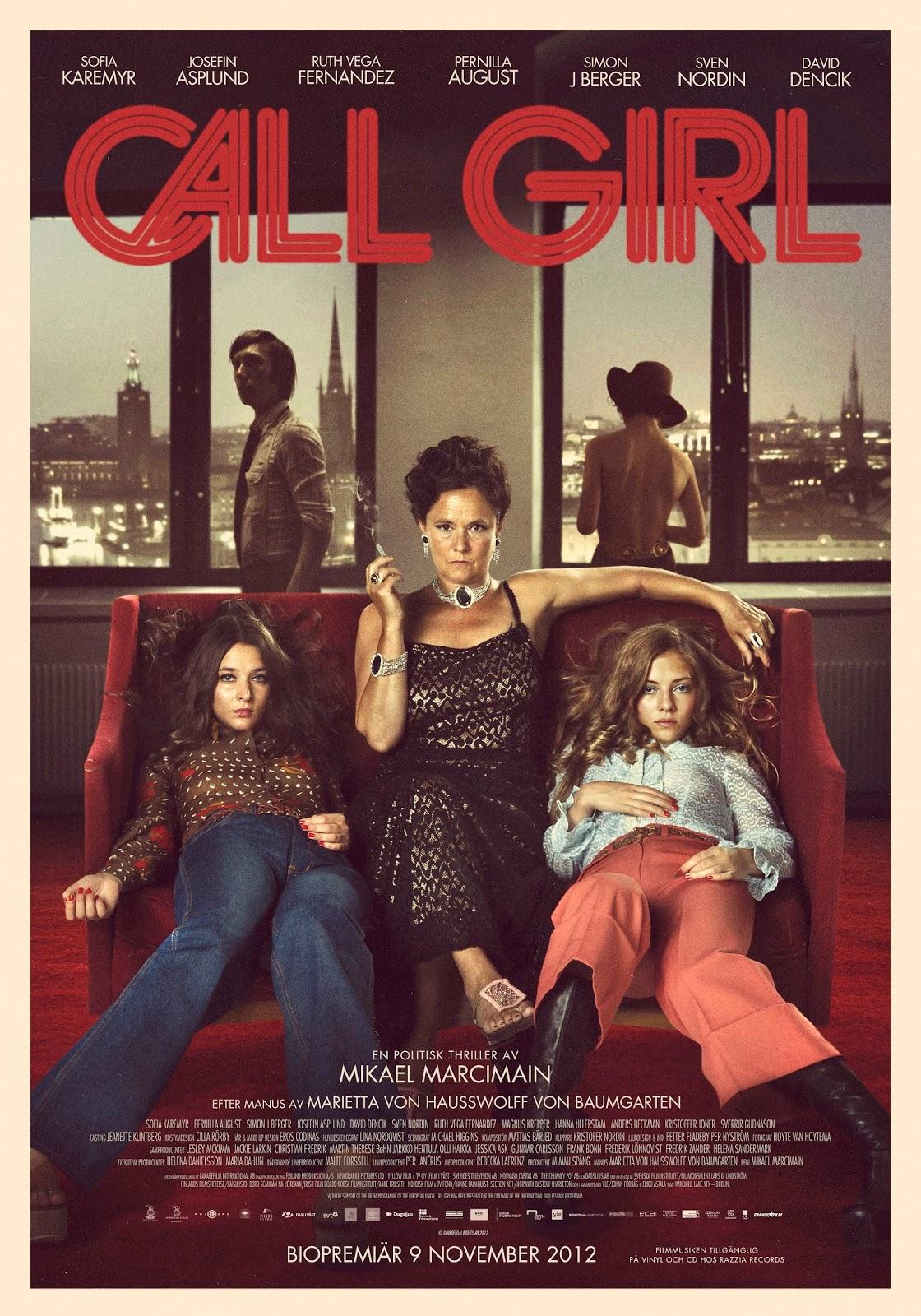 Call Girl – Dublado (2012)