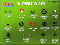 Logo Clan Anime Naruto