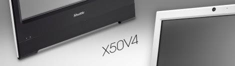 динамики и веб-камера Shuttle X50V4