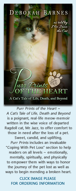 Purr Prints of the Heart