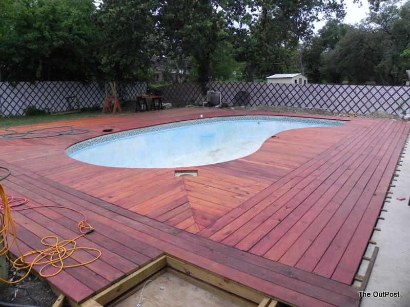 Remodel A House And Don 39 T Divorce Or Die Doing It Restore An Old Inground Pool And Patio