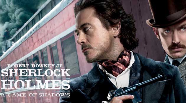 Sherlock Holmes : A Game of Shadows (2011) -  දක්ෂ රහස්පරික්ෂකයෙක්