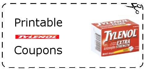 Acetaminophen Coupon