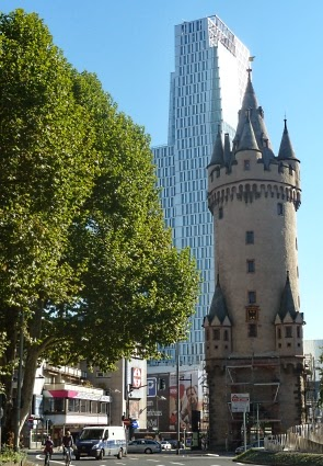 Eschenheimer Turm  © http://sistlau.at/blog 2014