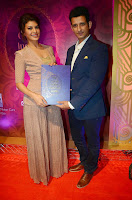 Jacqueline Fernandez unveils 'The Great Indian Wedding Book'