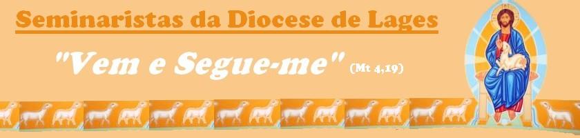 Seminaristas da Diocese de Lages