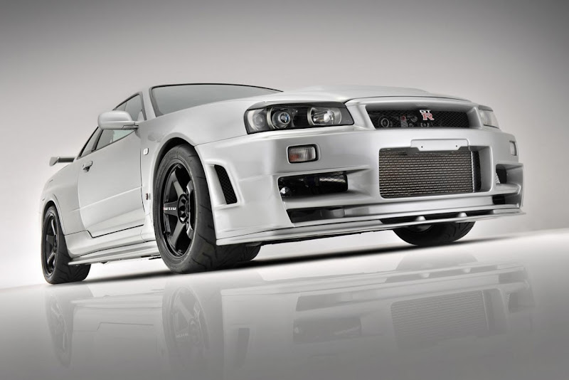 2010 Japo Motorsport Nissan Skyline R34 GTR