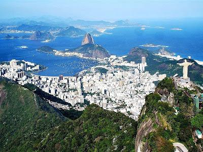 Rio de Janeiro. Cristo de Corcovado