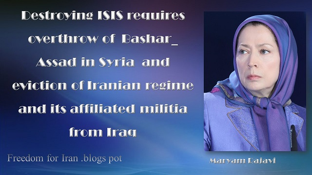 Iran-Message by Maryam Rajavi -Conference at the United States Senate 15 December 2015