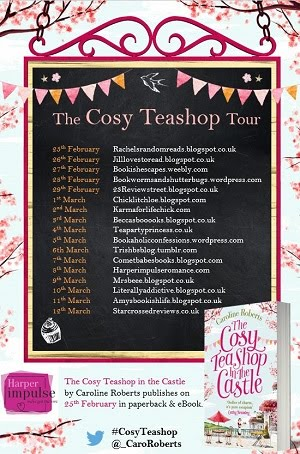Upcoming Blog Tours