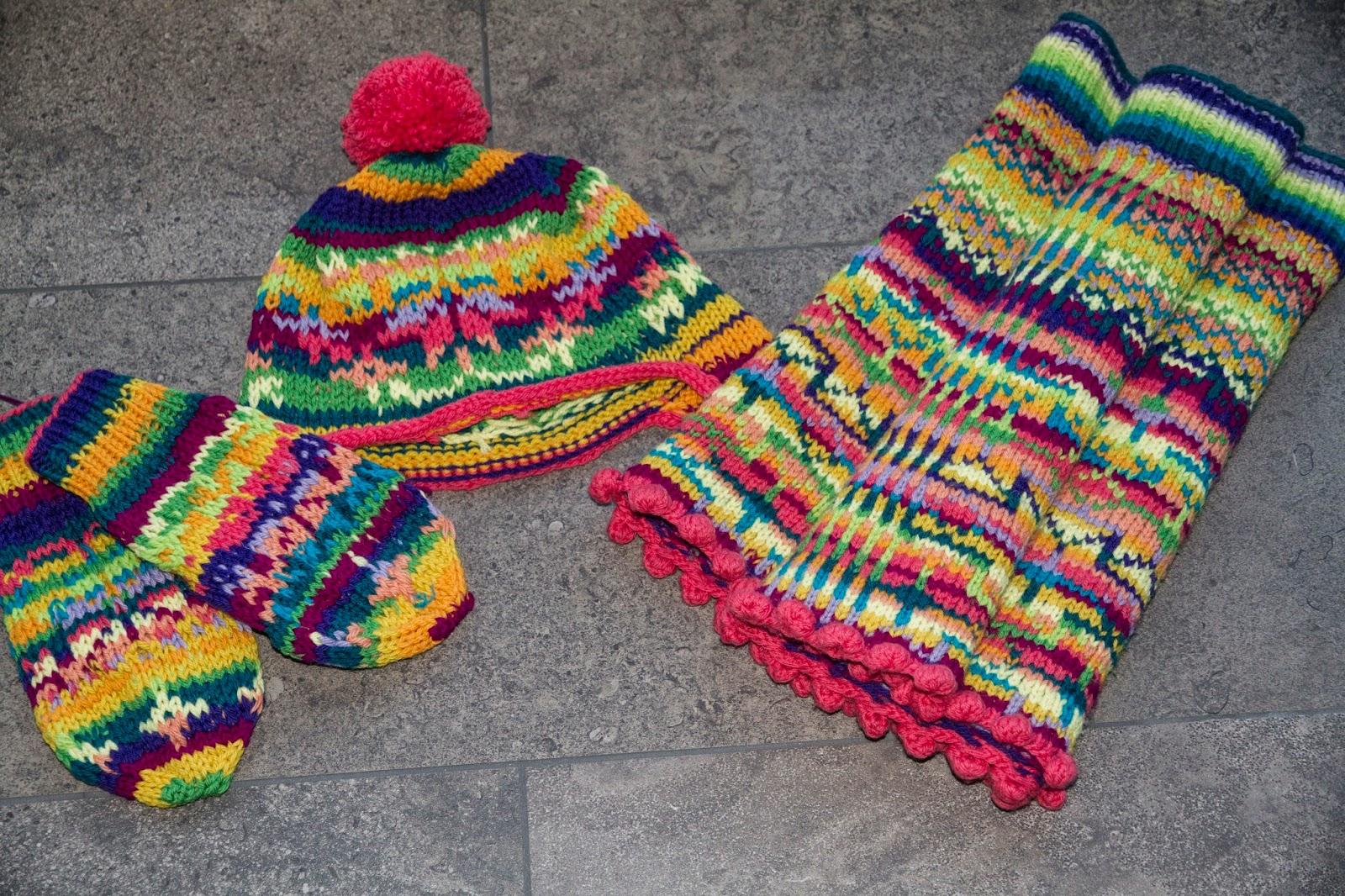 Charlotte Kaae knitting pattern www.bykaae.dk