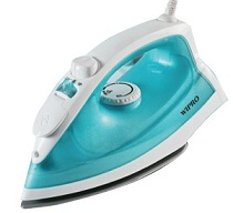 Steal Deal: Wipro Smartlife WS01 1600-Watt Steam Iron worth Rs.1795 for Rs.875 Only @ Amazon (Limited Period Offer)