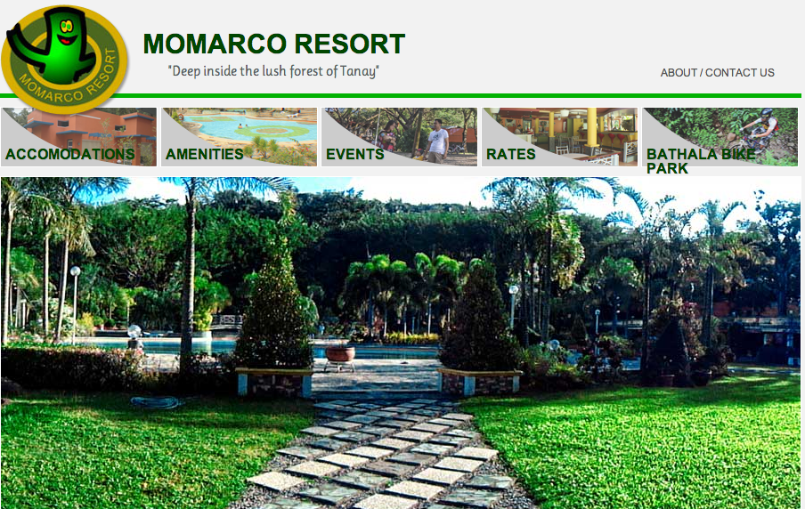 Momarco Resort in Tanay Rizal