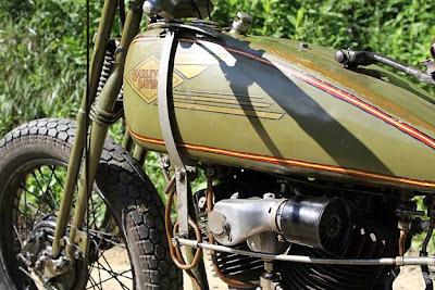 Raridade Harley Davidson racer 1926