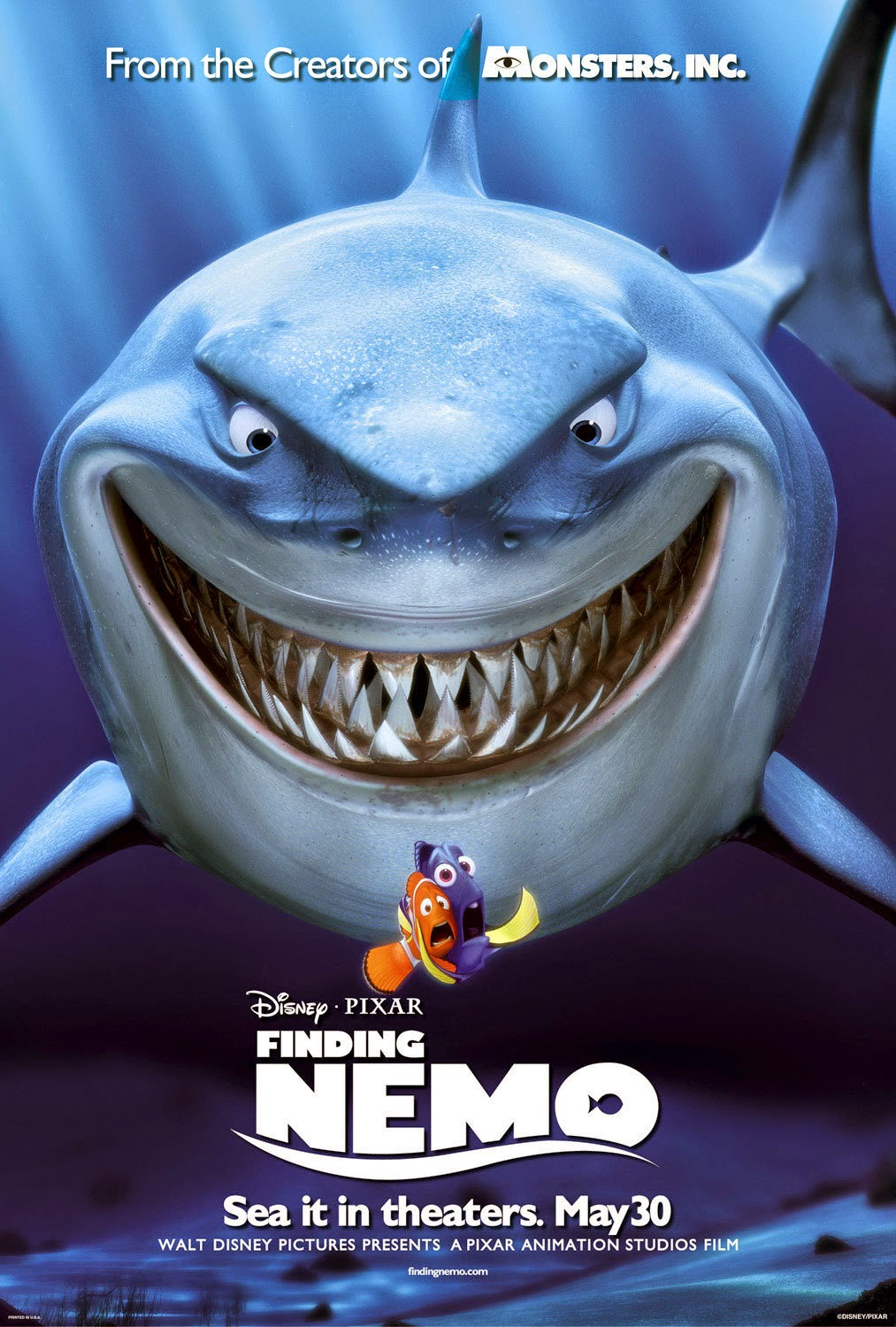 Finding Nemo in Hindi