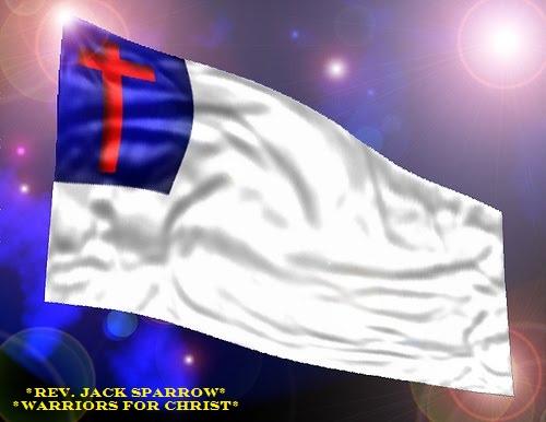 *Rev. Jack Sparrow