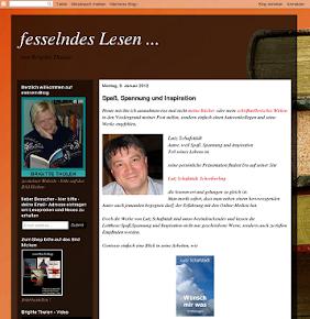 Empfehlung Blog der Autorin Brigitte Tholen