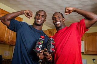 McCourty Twins Team Up with Cheribundi