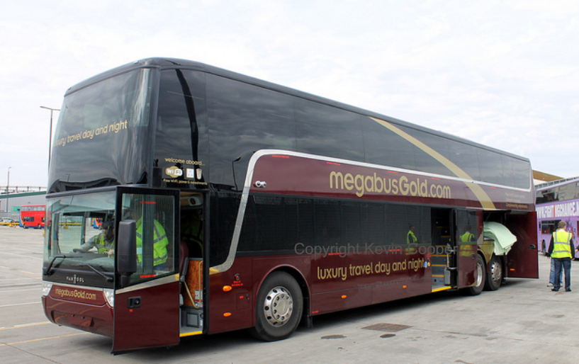 Megabus London To Glasgow Sleeper Kommt Der Schlafbus Fr