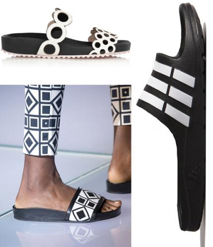 Eniwhere Fashion - Birkenstock - Teva - Ciabatte