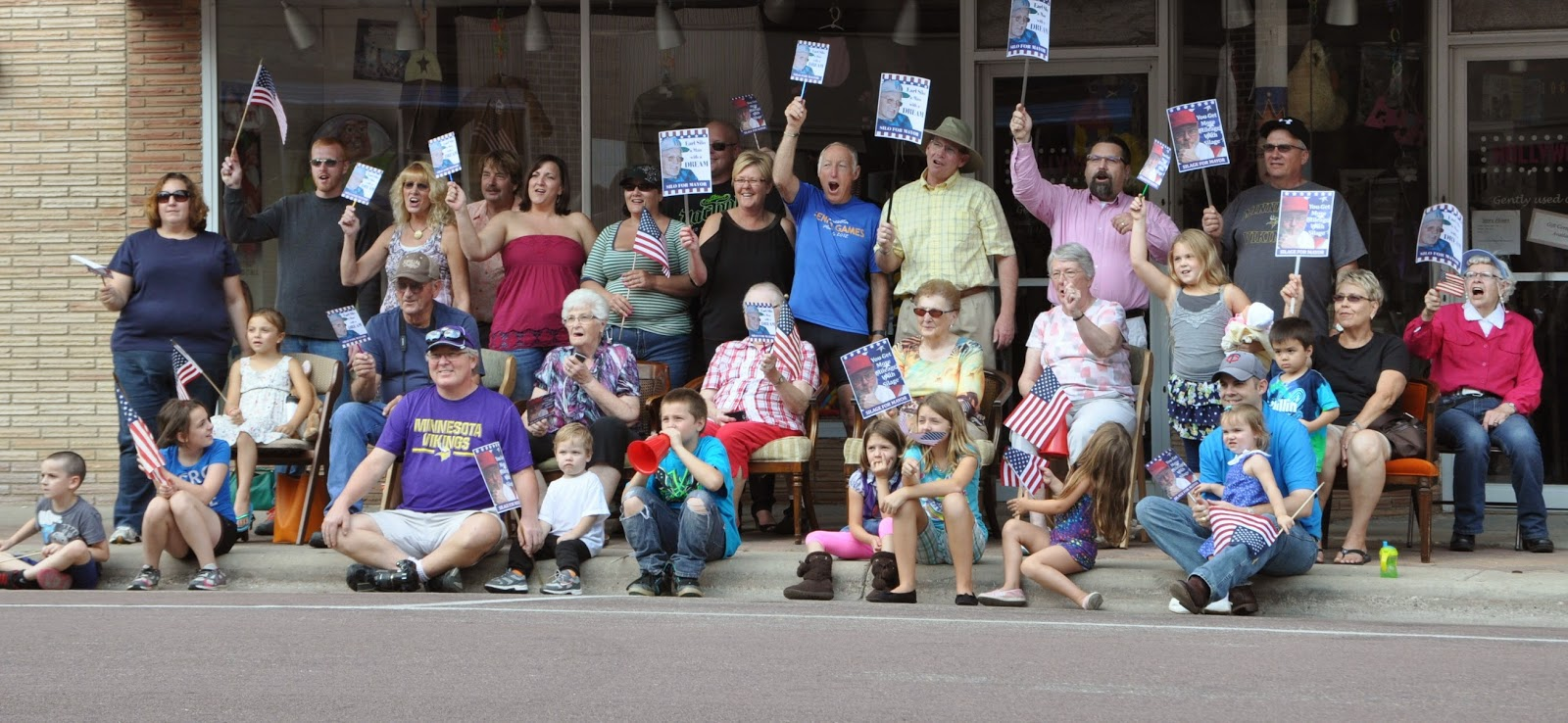 Sweet Swine County Parade breaking all attendance records!