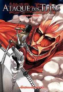 Anime Desenho Ataque dos Titãs - 1ª Temporada 2017 Torrent