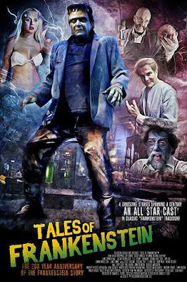 Tales Of Frankenstein 2018 Custom HD Sub